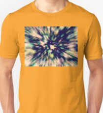 Multicolored stars prospective as abstract background.  T-Shirt