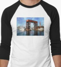 Canton Waterfront Sunset, Baltimore, Md.  T-Shirt