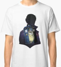 The Legend Of Totoro WhoLock Classic T-Shirt
