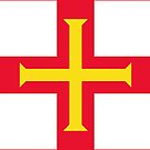 Guernsey Flag Products by Mark Podger