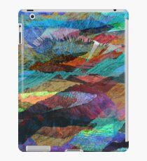 Pigment Mountains iPad Case/Skin