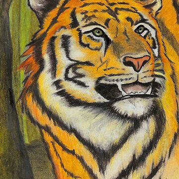 Tiger by JoBaby13