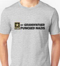 Punch Nazis T-Shirt