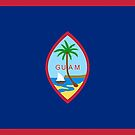 Guam Flag Products by Mark Podger