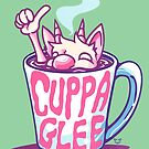 CUPPA GLEE by FoxBoy