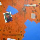 Desktop portrait: Tony Raka by Ronald Wigman