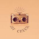 Everybody - Say Cheese von Black Sign Artwork