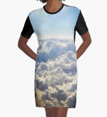 The Skyscape Graphic T-Shirt Dress