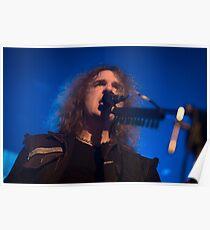 Megadeth's David Ellefson Poster