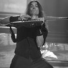 Megadeth's Kiko Loureiro in action by Ignacio Orellana Alarcon
