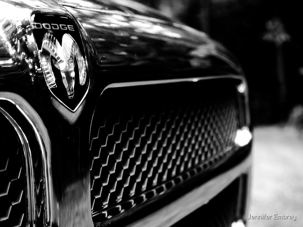 Dodge Ram Truck by Jennifer Embrey