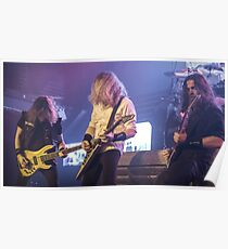 Megadeth's strings Poster
