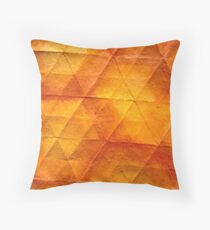 Fall of the Leaf Throw Pillow