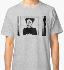 Lady M.A. (after Abramović) Classic T-Shirt