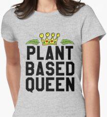 Plant Based Queen - Vegan Gift T-Shirt