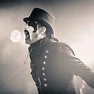 King Diamond live shot by Ignacio Orellana Alarcon