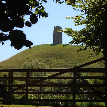 Glastonbury Tor by MadeInStreet