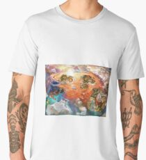 Alola Region from Pokemon Ultra Sun and Ultra Moon Men's Premium T-Shirt