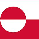 Greenland Flag Products by Mark Podger