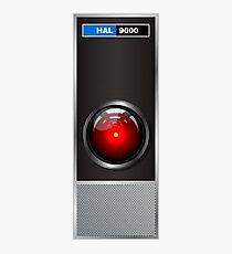 HAL 9000 panel Photographic Print