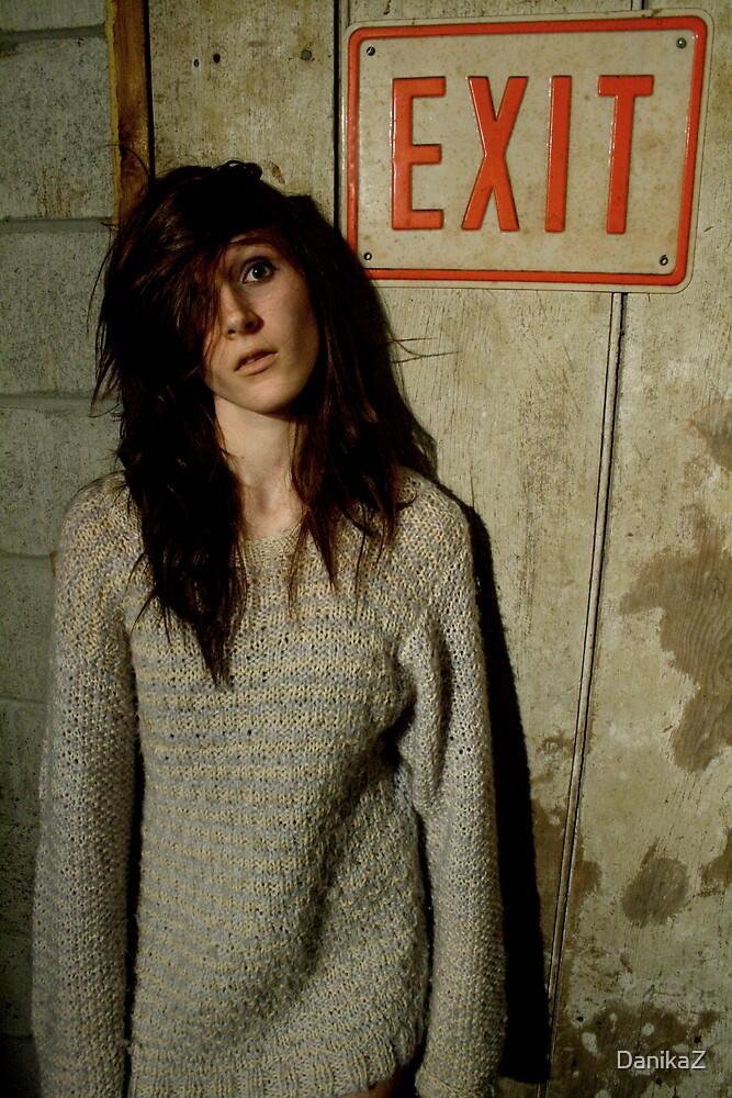 Exit. by DanikaZ