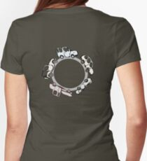 Vintage Cars on the Road T-Shirt