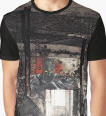 Batman Ruins Graphic T-Shirt