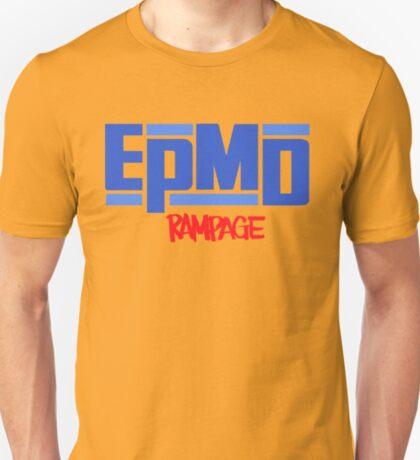 Epmd Rampage promo print T-Shirt