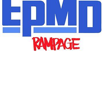 Epmd Rampage promo imprime de TheJBeez