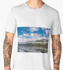 Lake Wanaka New Zealand Men's Premium T-Shirt