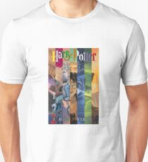 Harry Potter Cover Collage T-Shirt