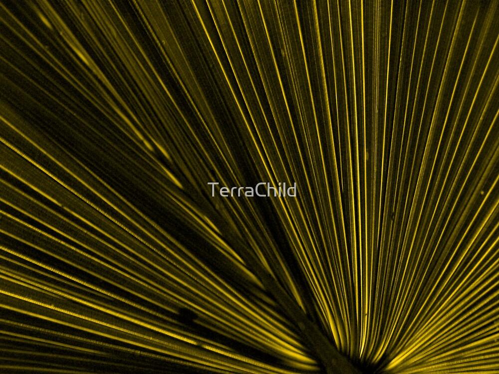 Yellow Leaf by TerraChild