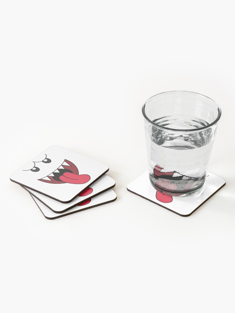 Alternate view of boo Coasters (Set of 4)