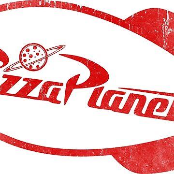 Pizza Planet by MakeWayGFX