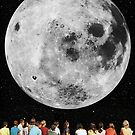 Full Moon Gazers by eugenialoli