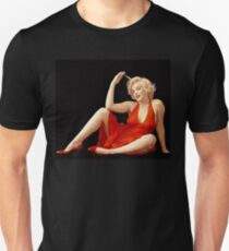 MARILYN MONROE : Extremely High Definition Print T-Shirt