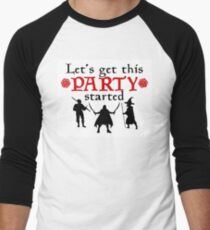 Let's Get This Party Started- DnD T-Shirt