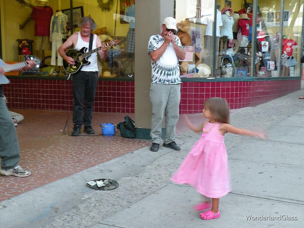 tiny dancer by WonderlandGlass