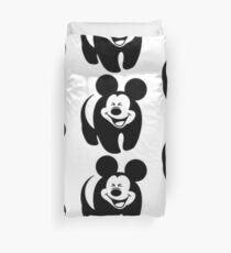 Micky Panda  Duvet Cover