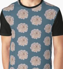 Watercolor Peony Graphic T-Shirt