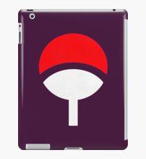 Uchiha Clan Symbols iPad Case/Skin