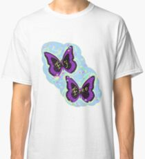 Butterflies Must Fly Free Classic T-Shirt