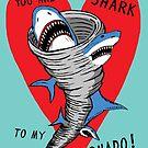«Tiburón a mi tornado» de jarhumor
