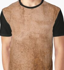 Old rusty metal plate Graphic T-Shirt
