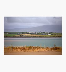 Talaught East , Co. Kerry , Ireland  Photographic Print