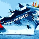 French Aircraft Carrier Charles de Gaulle by EyeMagined