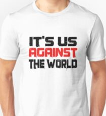 Coldplay Us Against The World T-Shirt