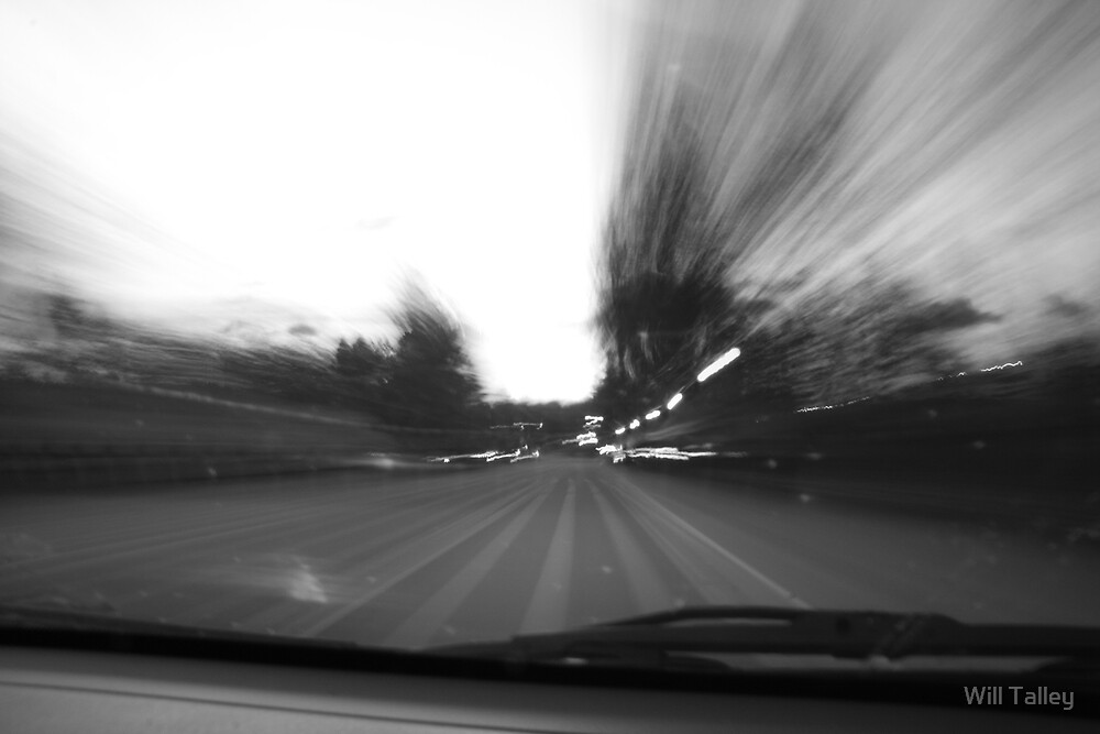 Driving by Will Talley