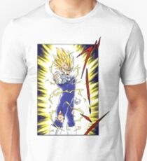 Dragon Ball Z - Vegeta Manga T-Shirt