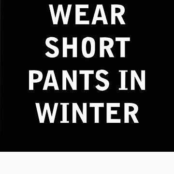 Short Pants Rebel by caltana